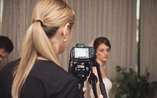 VAMvid behind the scenes #weddingday #videography #weddingvideography #floridawedding #vamvid #bride