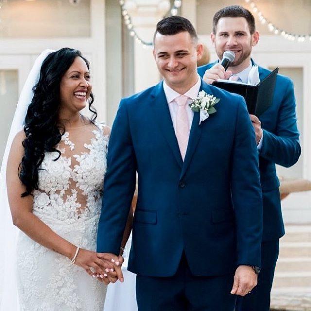 Getting ready to do my 2nd wedding ceremony tomorrow for Brooke & Joel! Wish me luck! 😎 #VAMofficiant #WeddingOfficiant