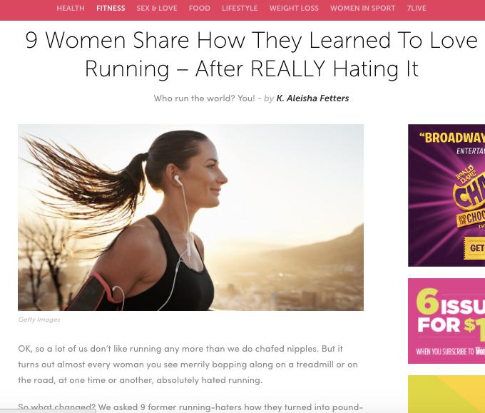 WOMEN'S HEALTH AU