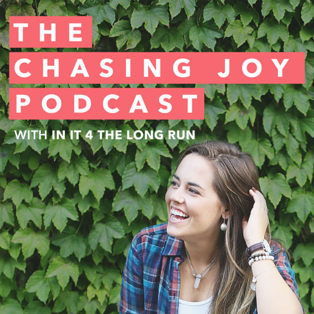 THE CHASING JOY PODCAST