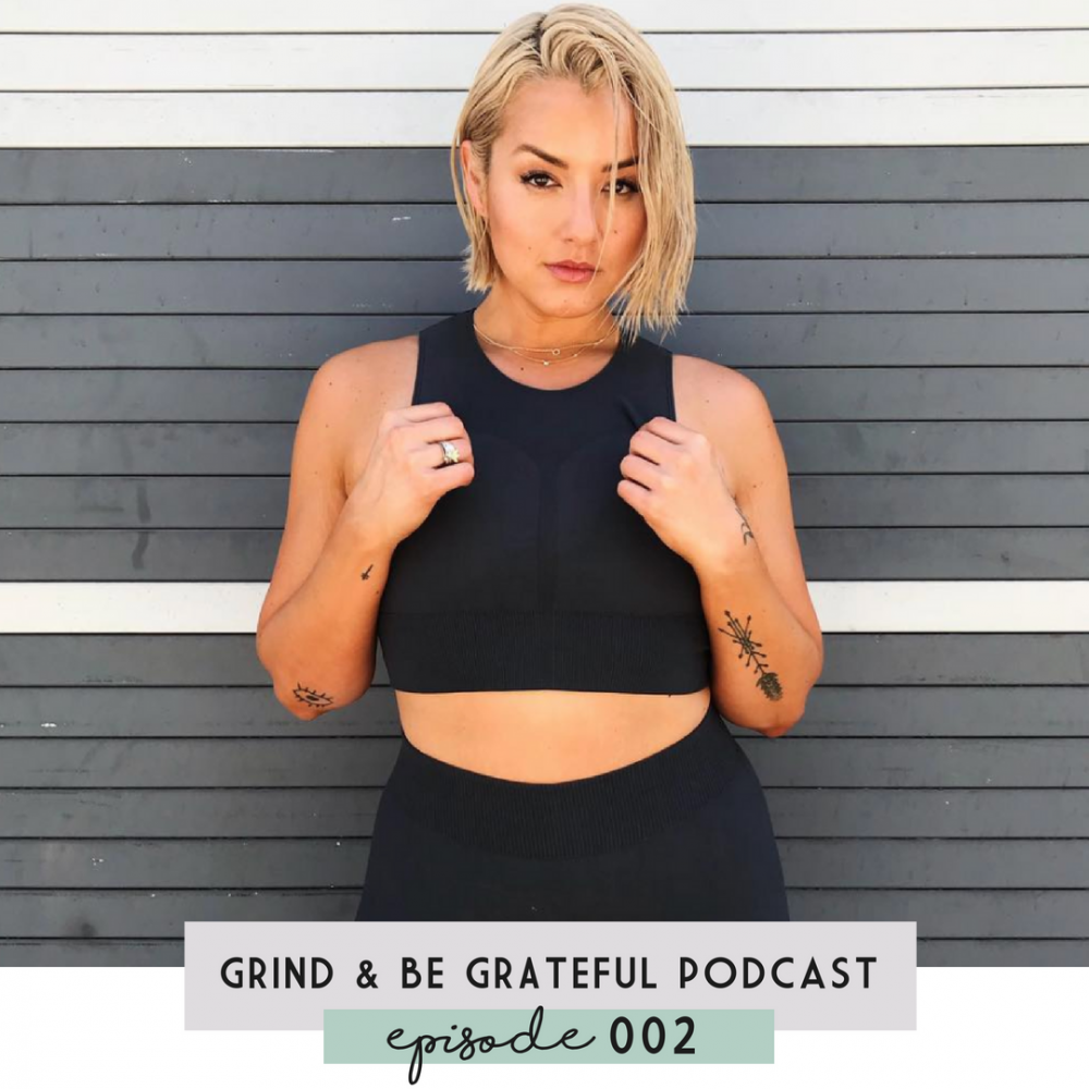 GRIND & BE GRATEFUL PODCAST