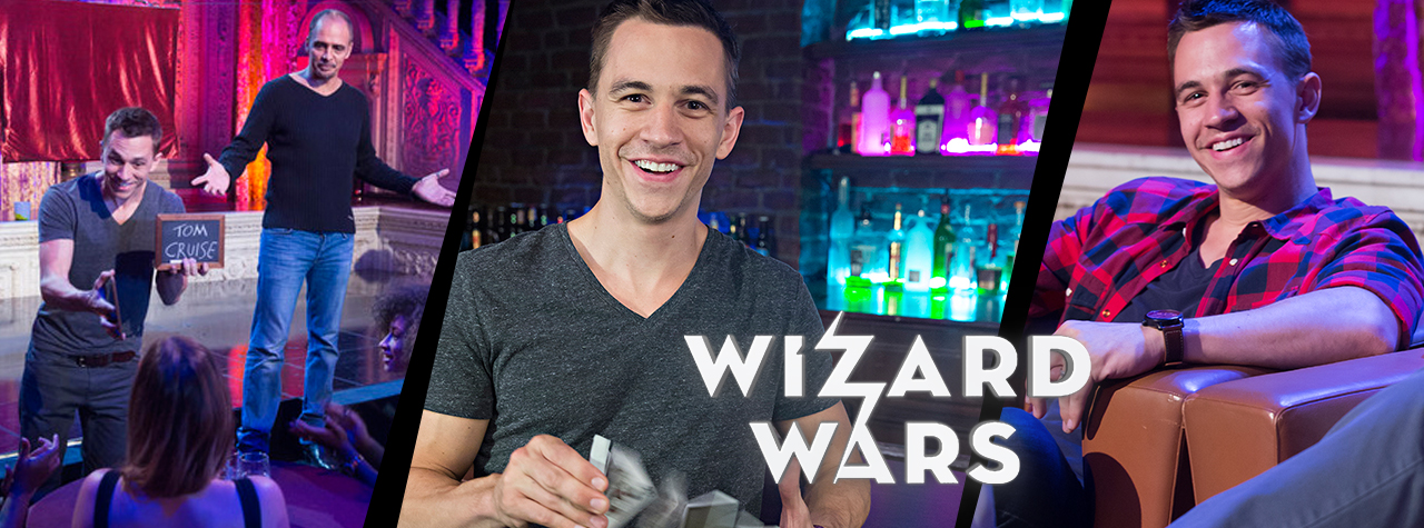 Wizard Wars on SyFy