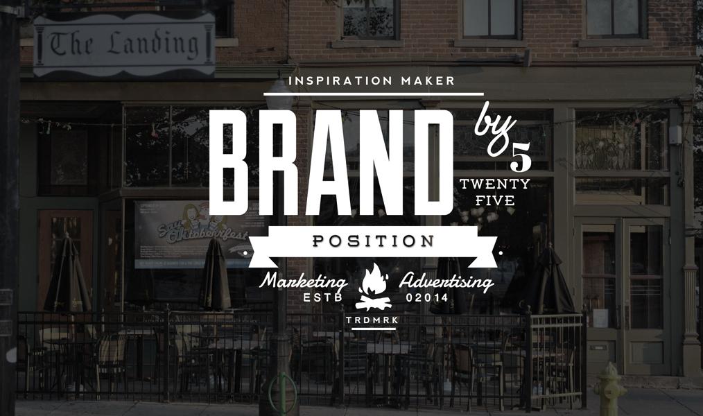 5 twenty 5 brand strategy