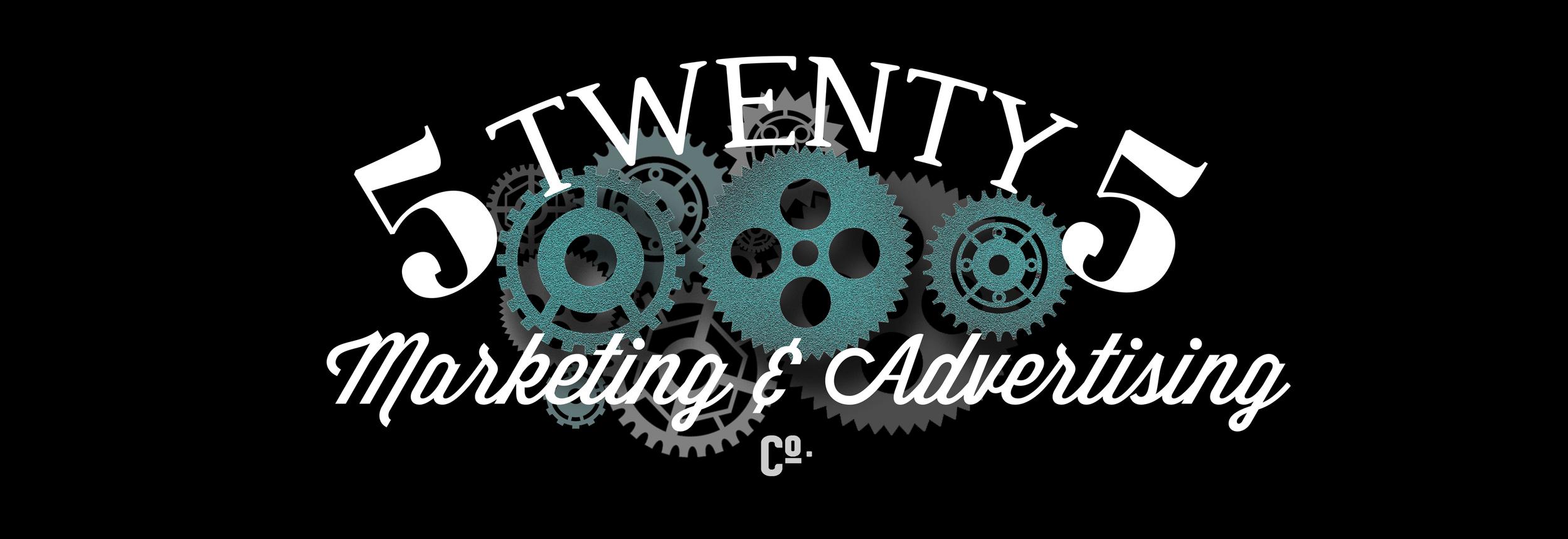 5twenty5 marketing and advertising logo