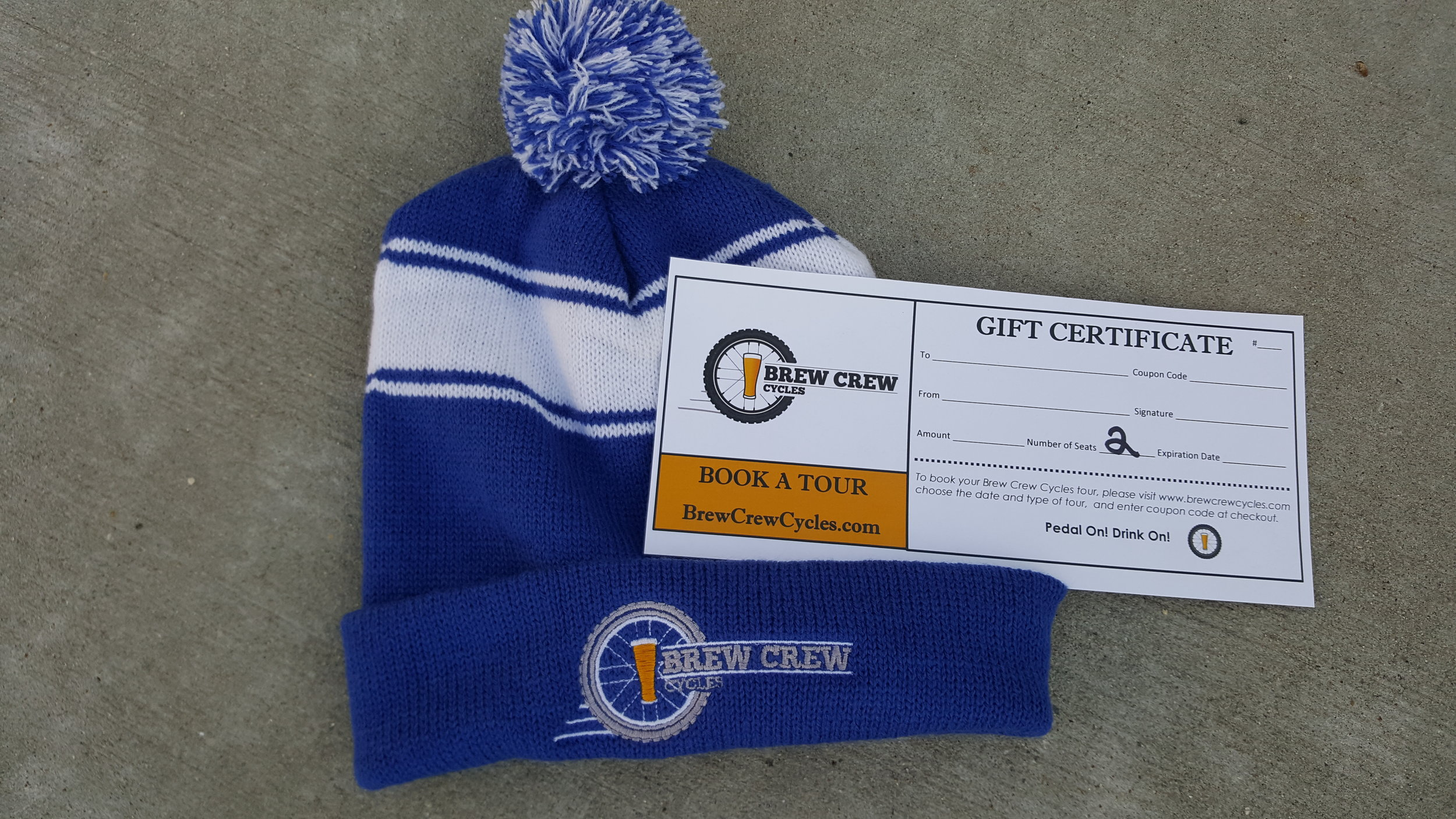 Winter Hat Package for Two