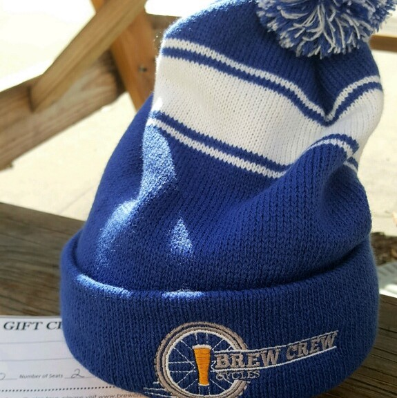 Winter Hat Package for Two: $105 - This gift package will keep your recipients warm in the brisk weather. Package includes two cozy winter hats and a gift certificate for two seats on a weekend tour.