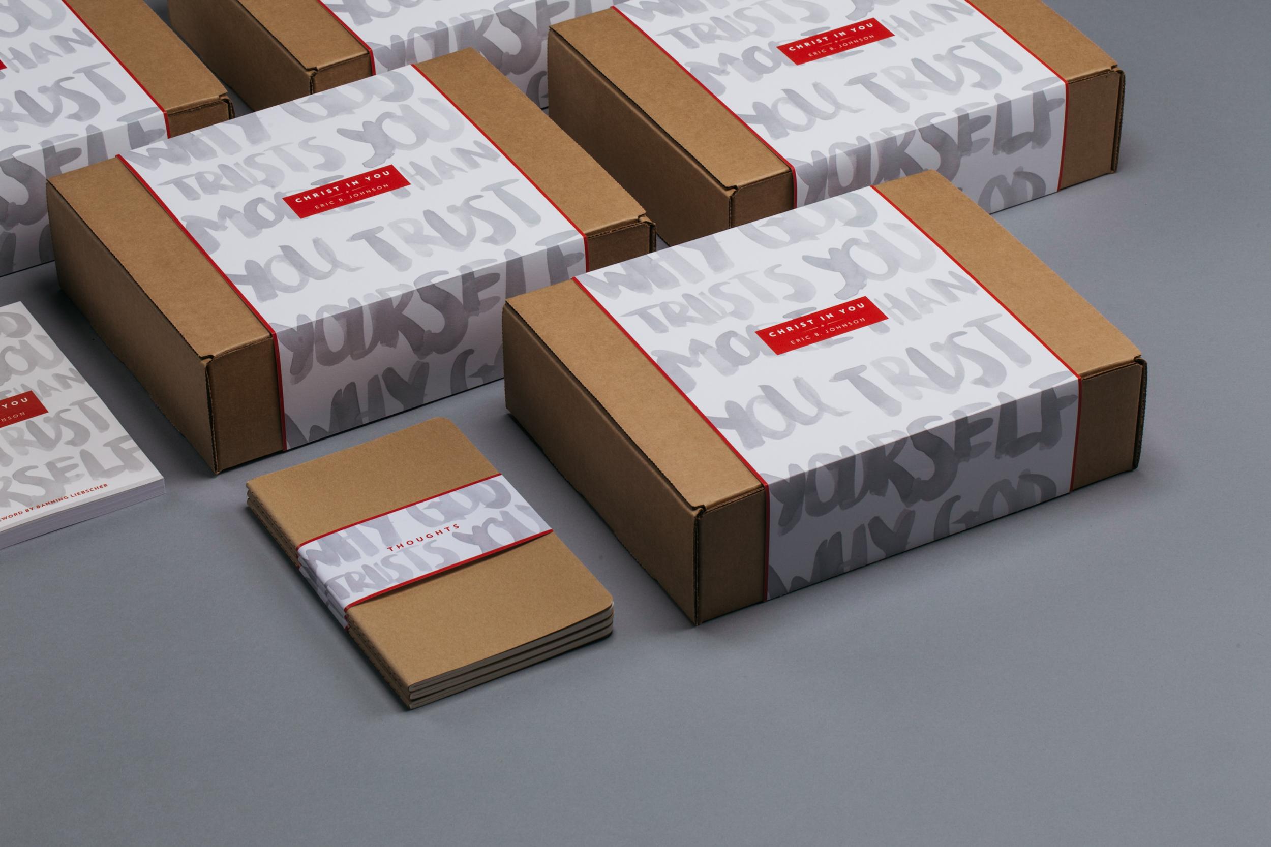 Box & Journal Wraps