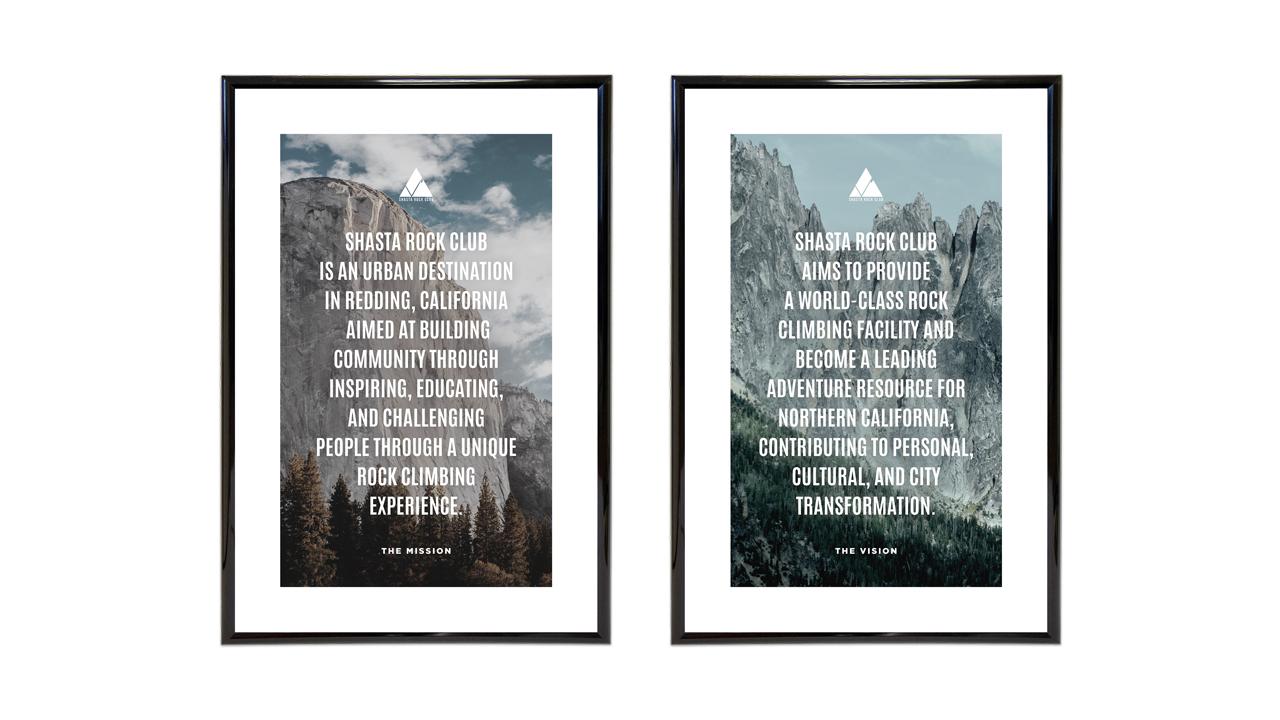 Shasta Rock Club Posters