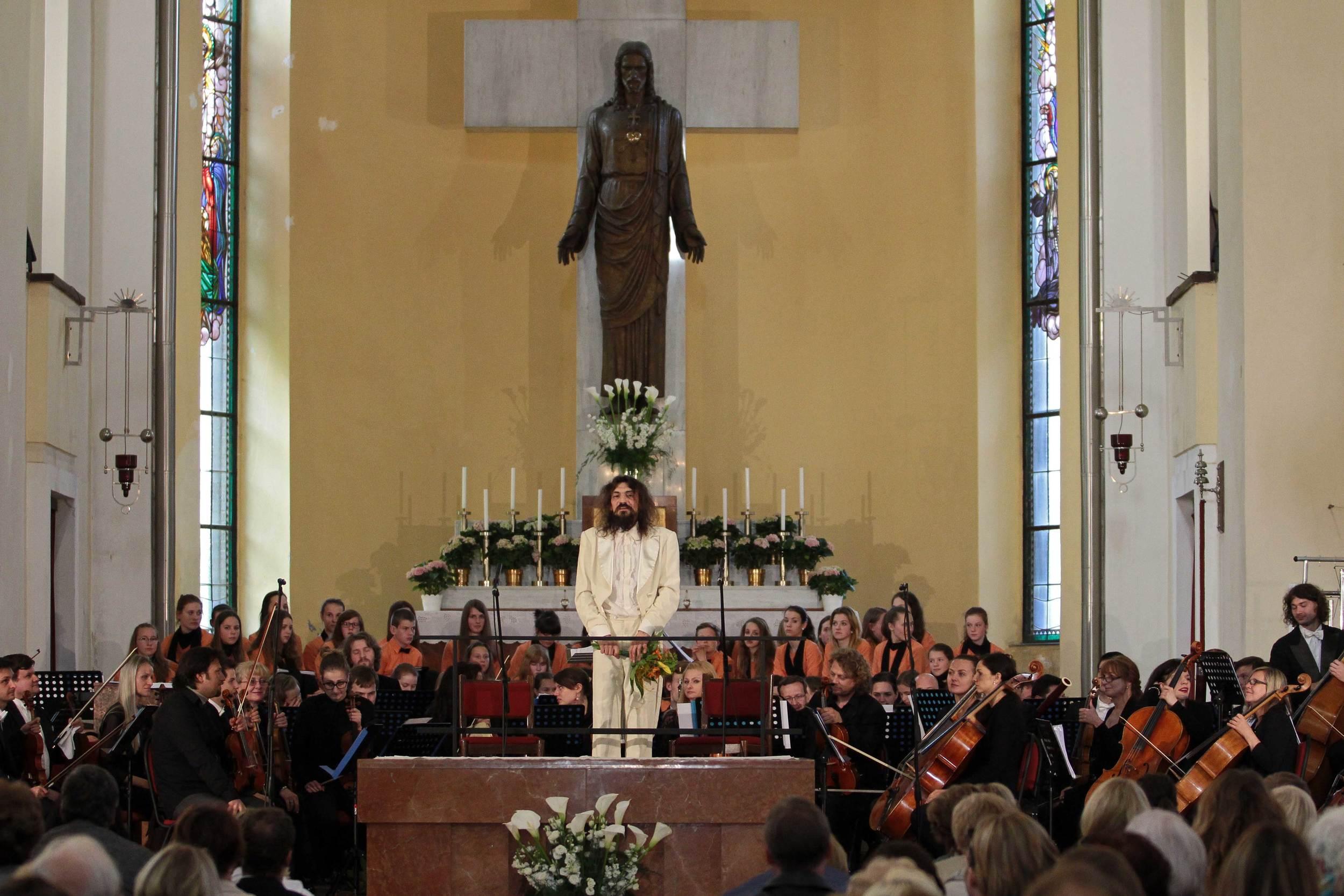 světová premiéra Oratoria Pražské Jezulátko
