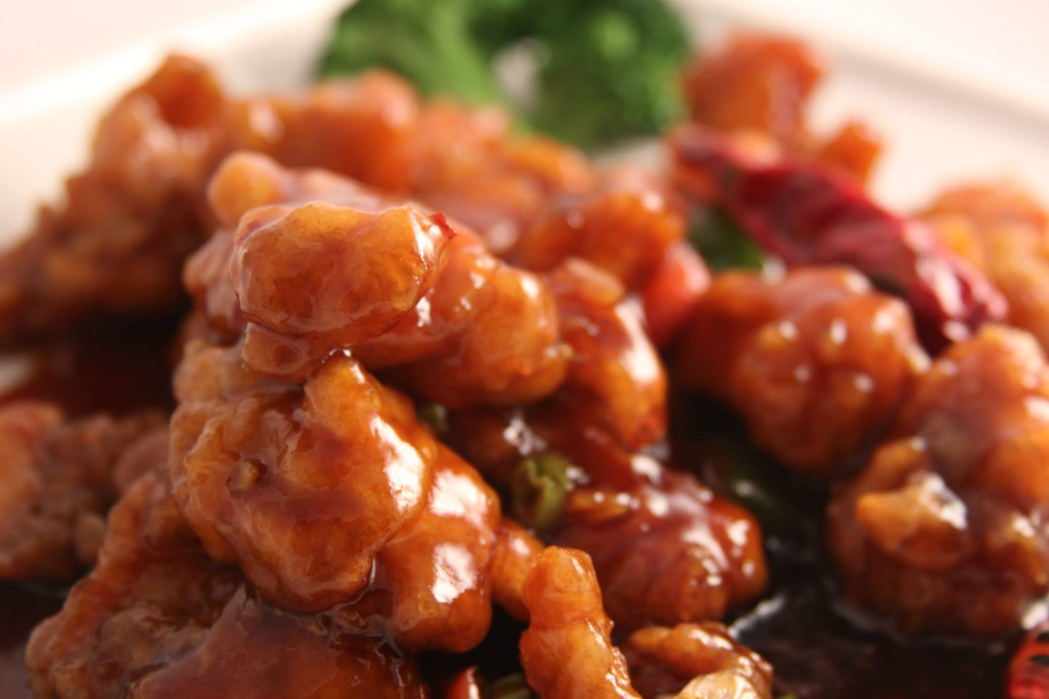 Generl Tsao Chicken