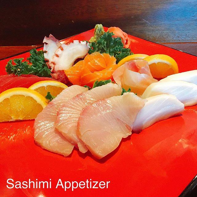 Sashimi Appetizer #awlinsasiancuisine #arkansasfood #awlins #delicious #sushi🍣 #sushifans #sashimi #sushilovers