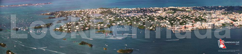 #301   Gigapixel Panorama by J-P Rouja for LookBermuda ©2015