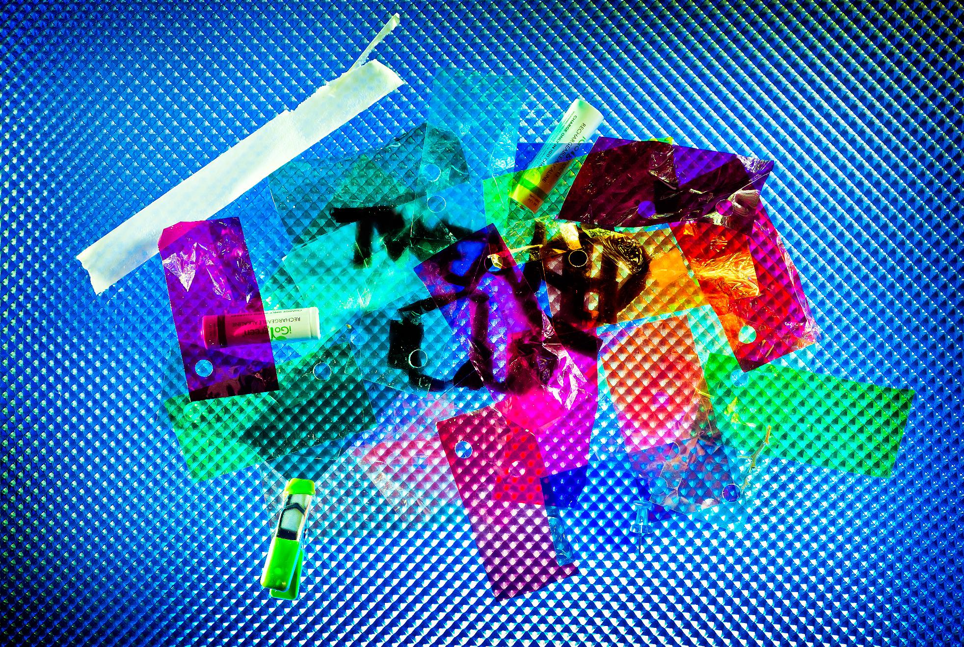Tweak'd Out photo series title card; 2012