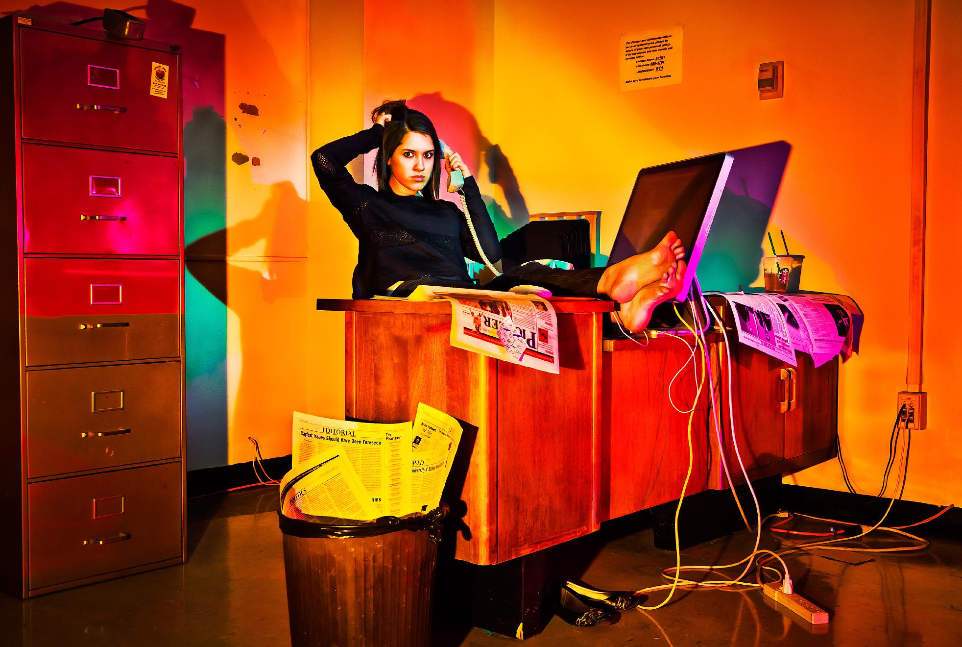 Push'n Deadlines; Natalia Aldana