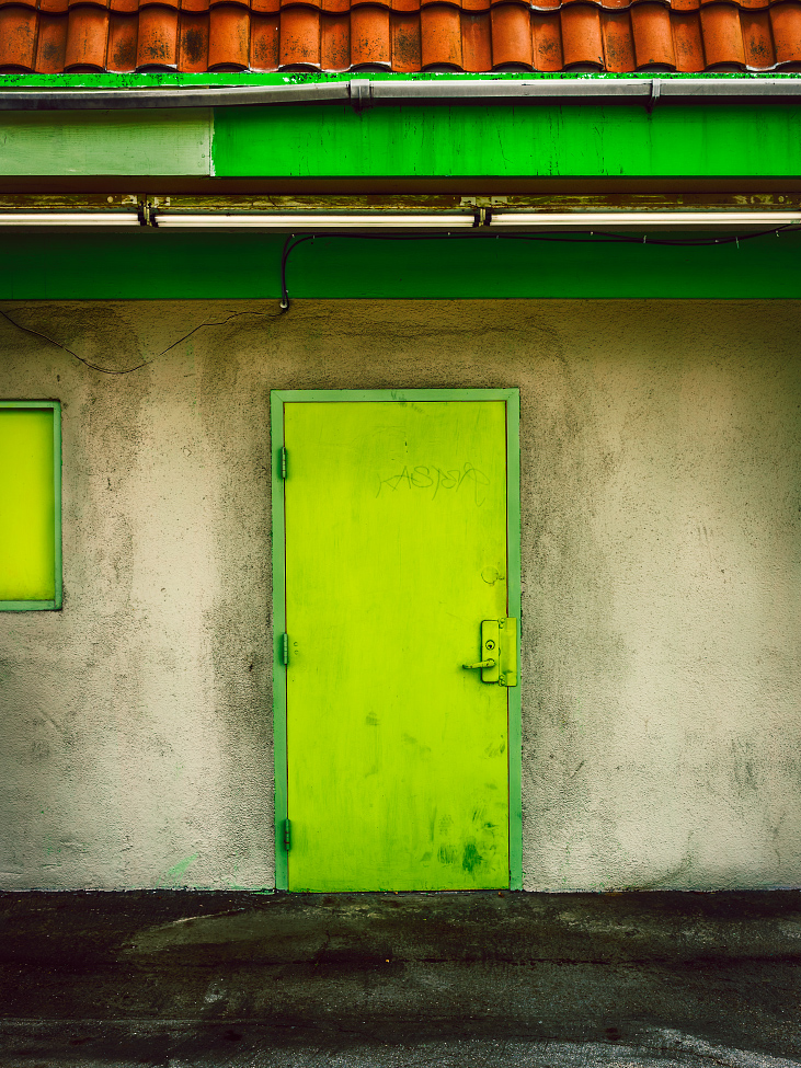 Chartreuse  Yellow - Santa Ana, CA