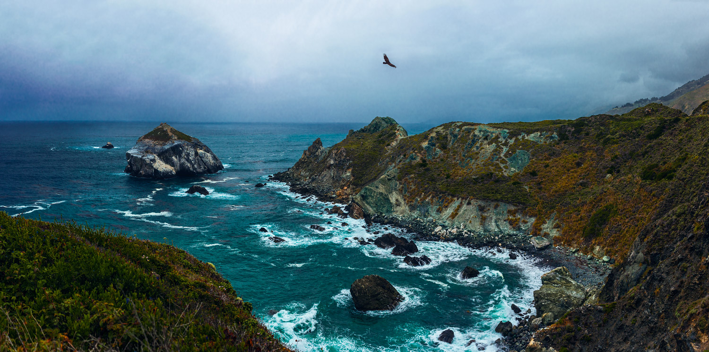 Cape San Martin, Monterey, California; 2015