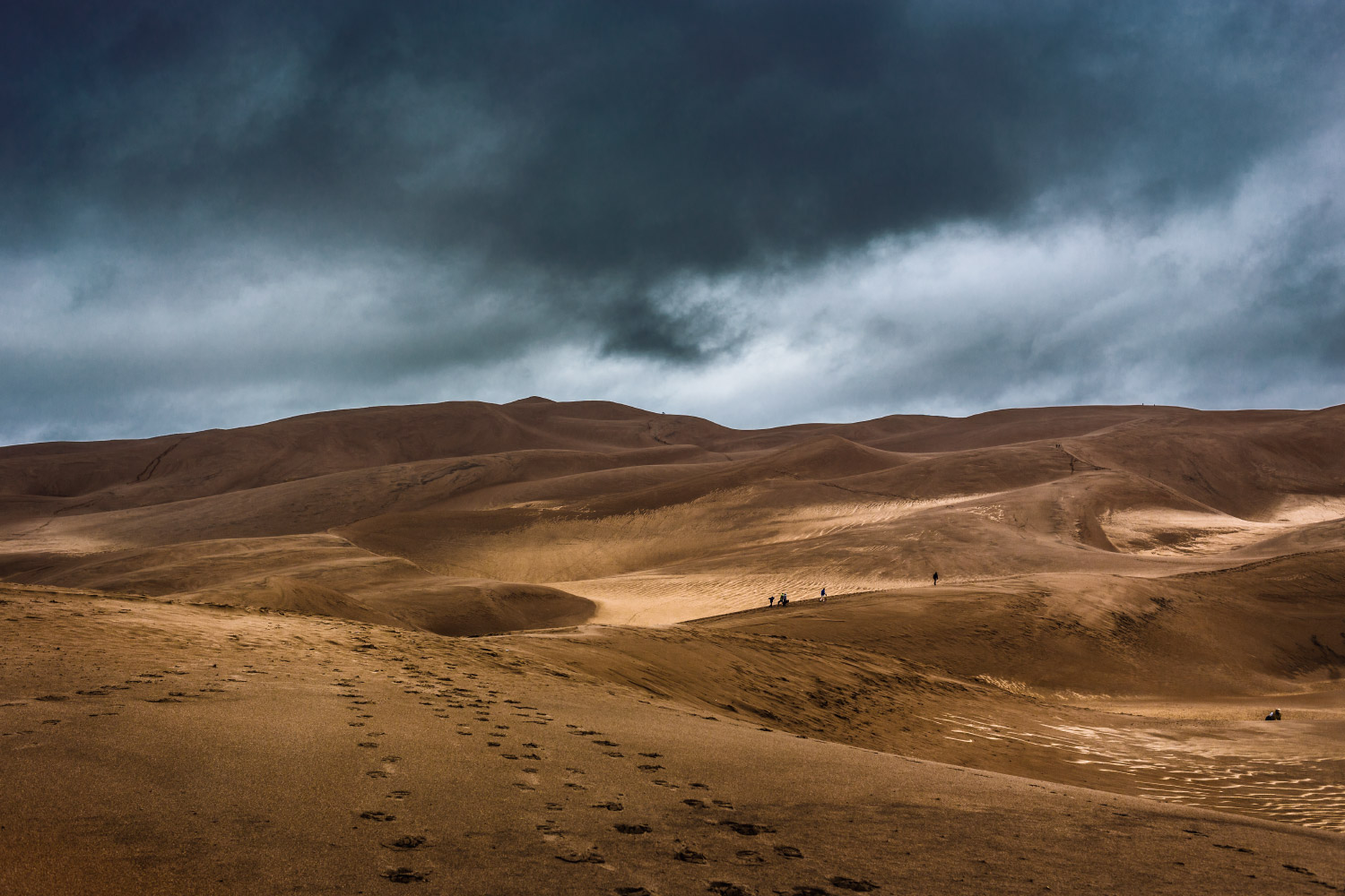 Great Sand Dunes National Park and Preserve; 2015