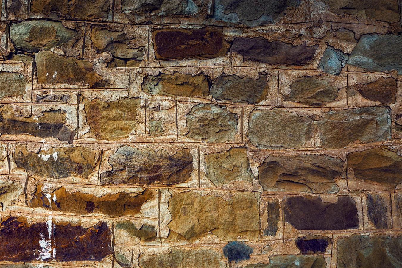 Buffalo Nickel wall