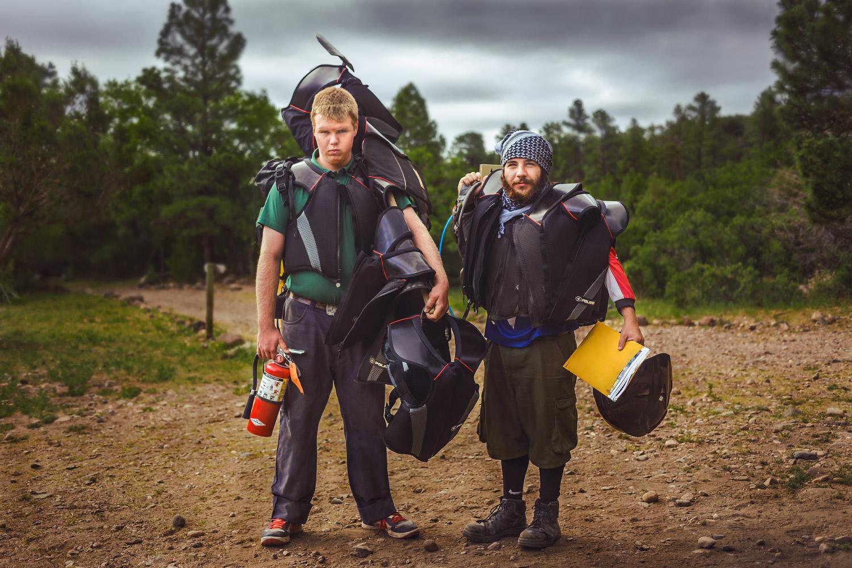 Jonathan Warlick and Jimmy Pierce, ATV Specialists