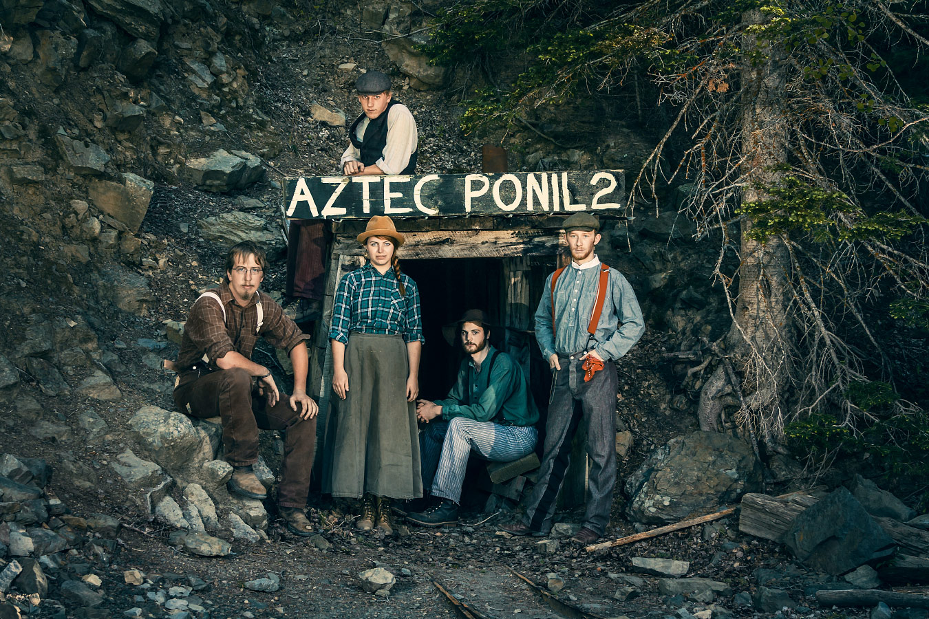 Aztec-Ponil Miners French Henry Philmont Scout Ranch Cimarron New Mexico