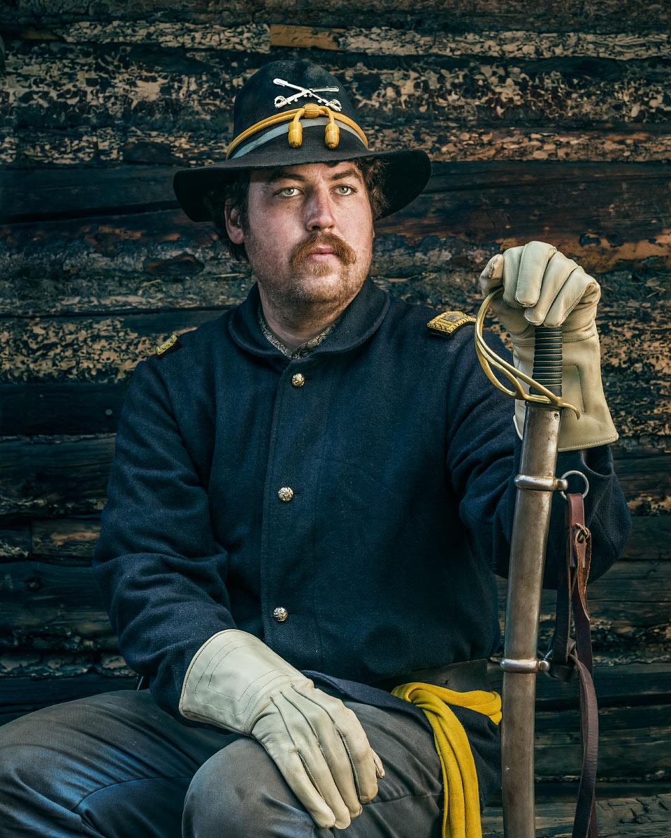 Reid Shortridge, Soldier, Philmont Scout Ranch Cimarron New Mexico, 2013