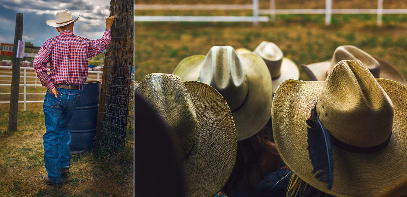 Maverick Club Rodeo cowboys