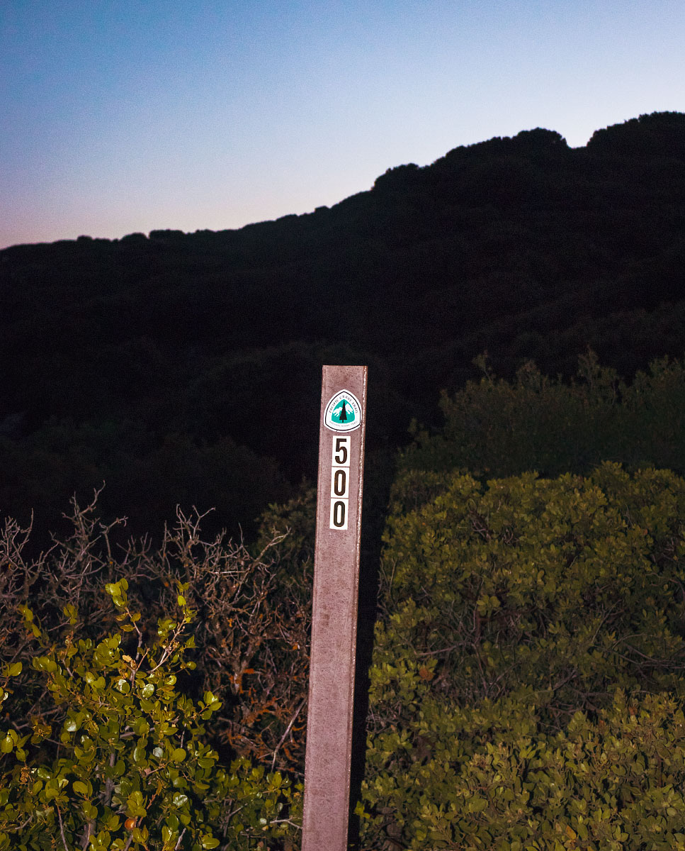 500 mile marker.