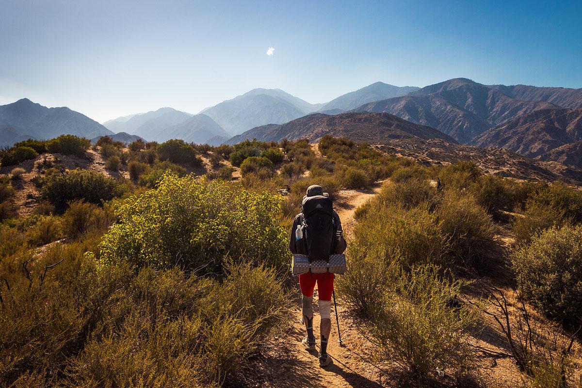 San Gorgonio Wilderness Pacific Crest Trail