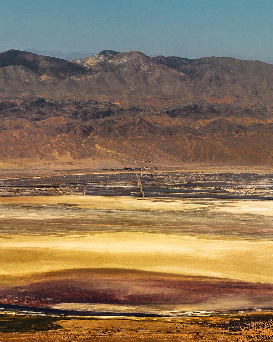 Owens Valley and Cerro Gordo Peak.