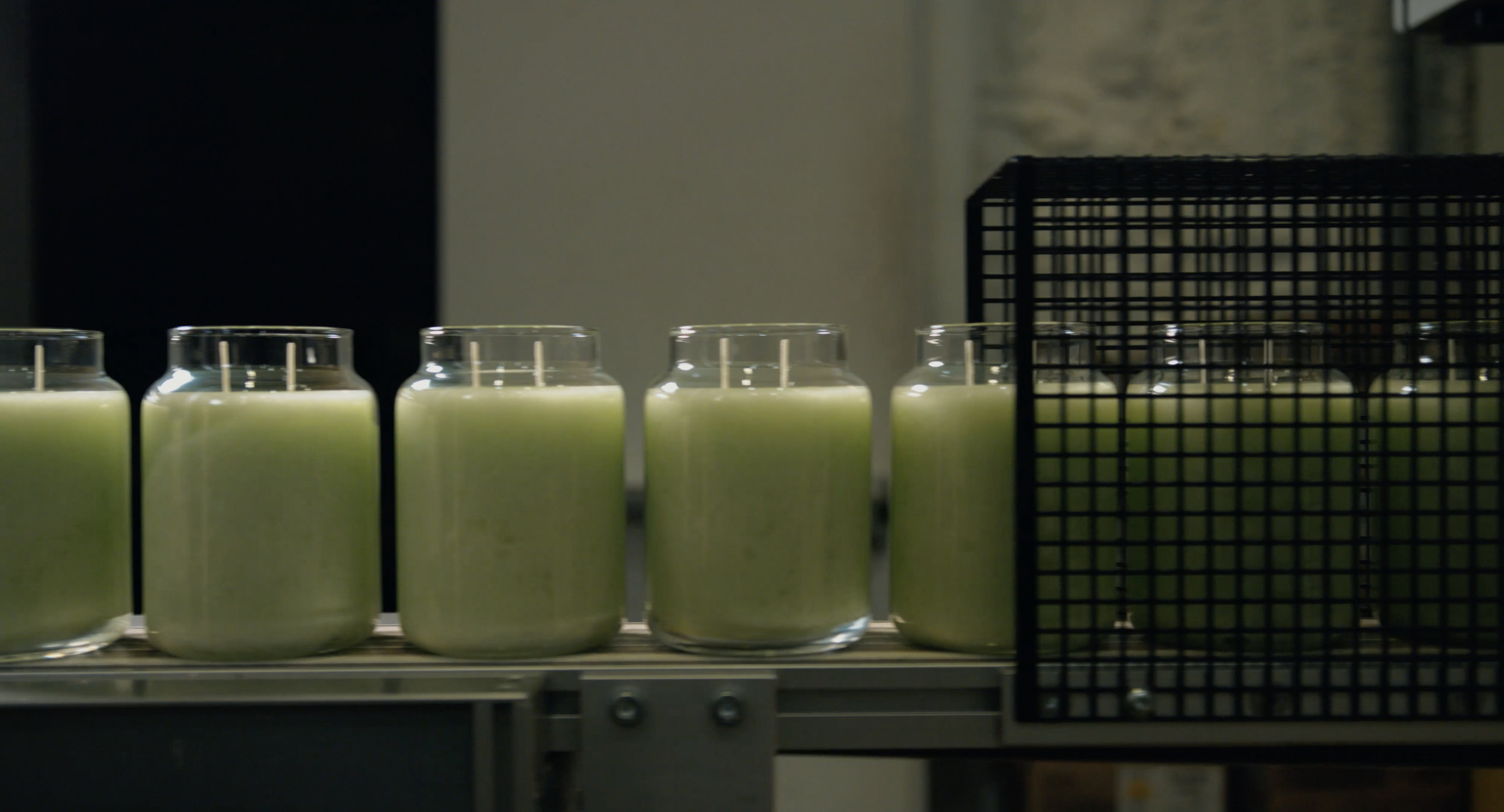 Goose Creek Candle Commercial Manufacturing Jars