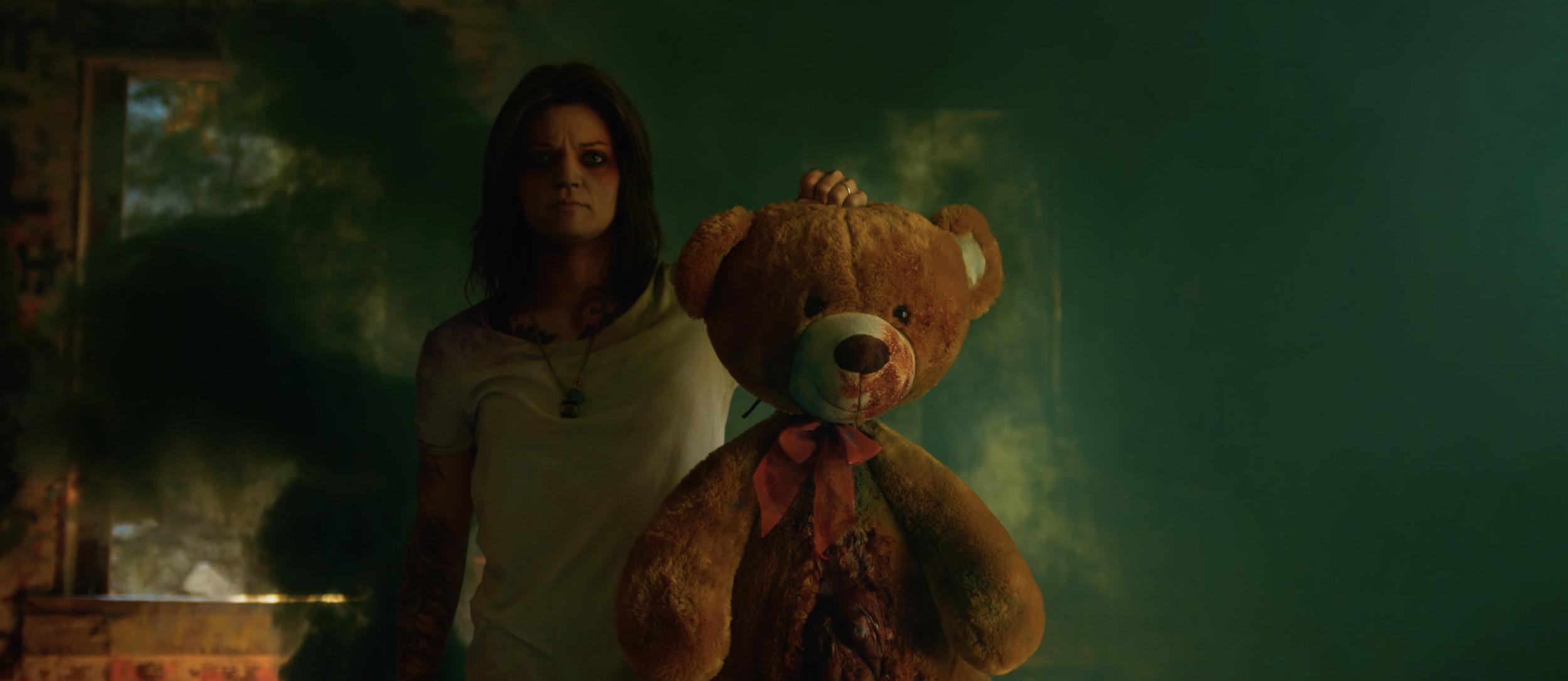 Renee Phoenix Swallow Music Video Dead Bear