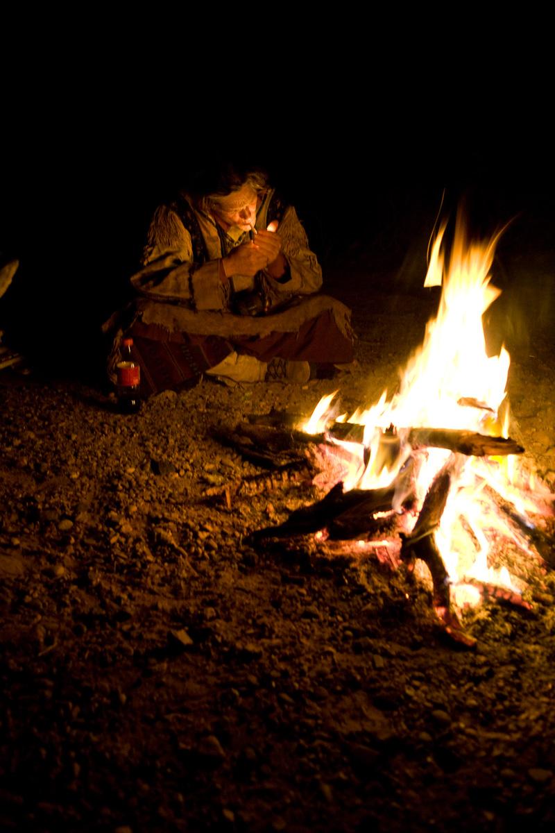 Camp Fire  © Adrain Chesser