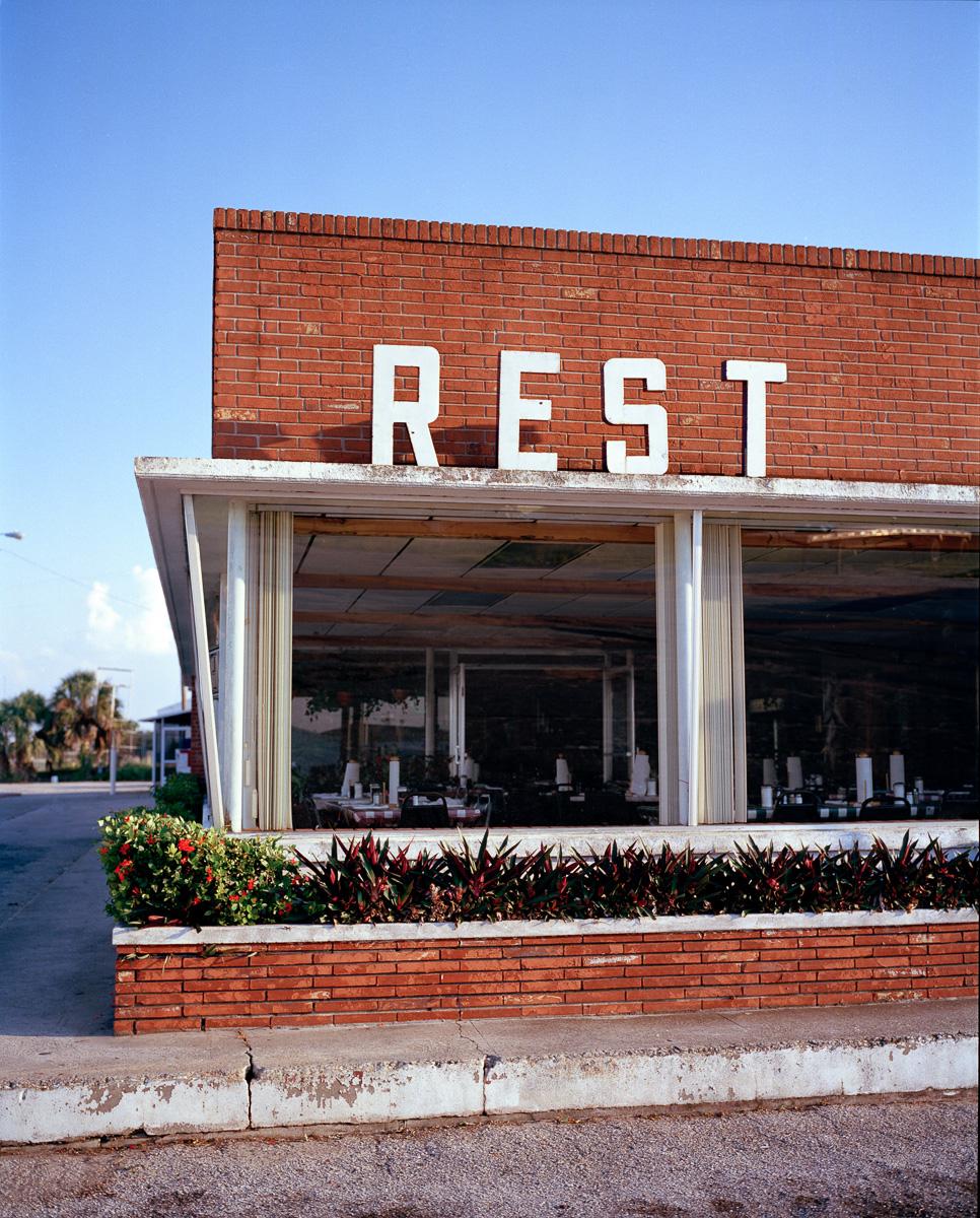 Rest  © Adrain Chesser
