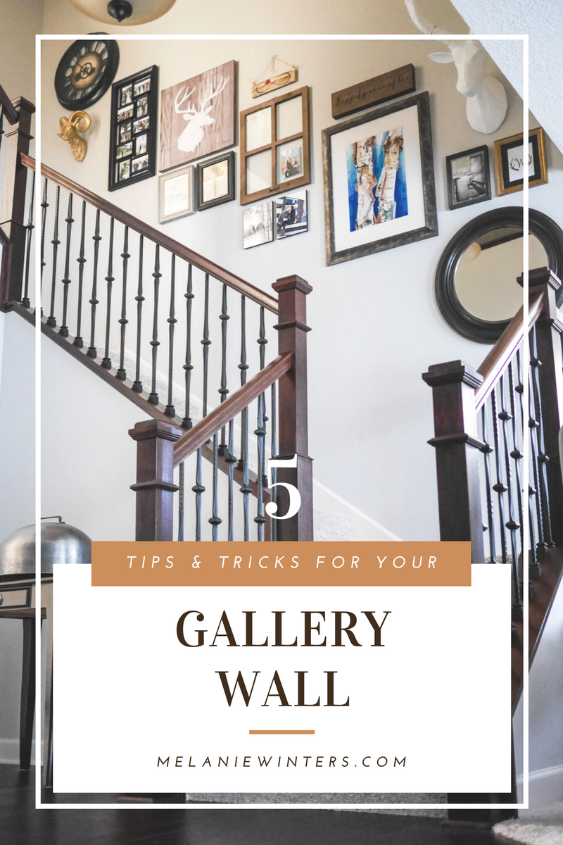 Tips and Tricks for a Gallery Wall