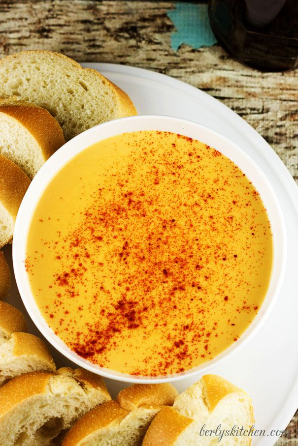 Because every family gathering needs a delicious melty, gooey, cheesy appetizer. Image from  Berly's Kitchen , written permission for use received.