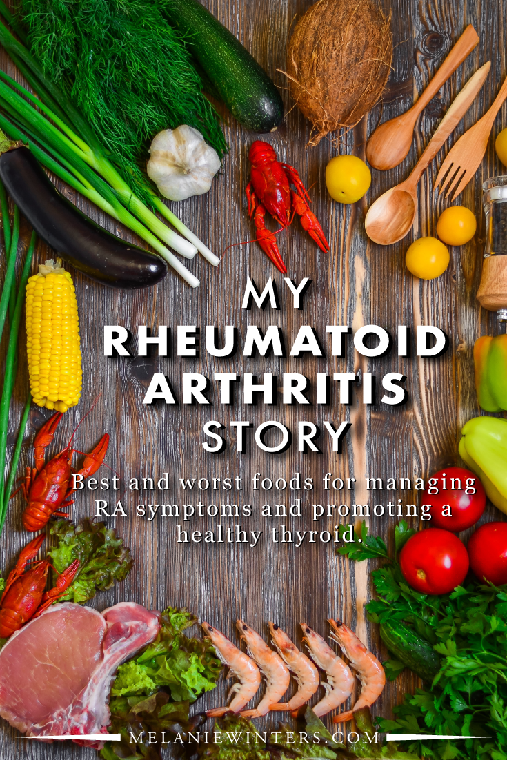 Check out our list of best and worst foods for RA and hypothyroidism and just overall good health!Often times medications are inevitable for autoimmune diseases. There are; however, some easy adjustments you can make to your diet to help manage symptoms and live an overall healthier lifestyle.