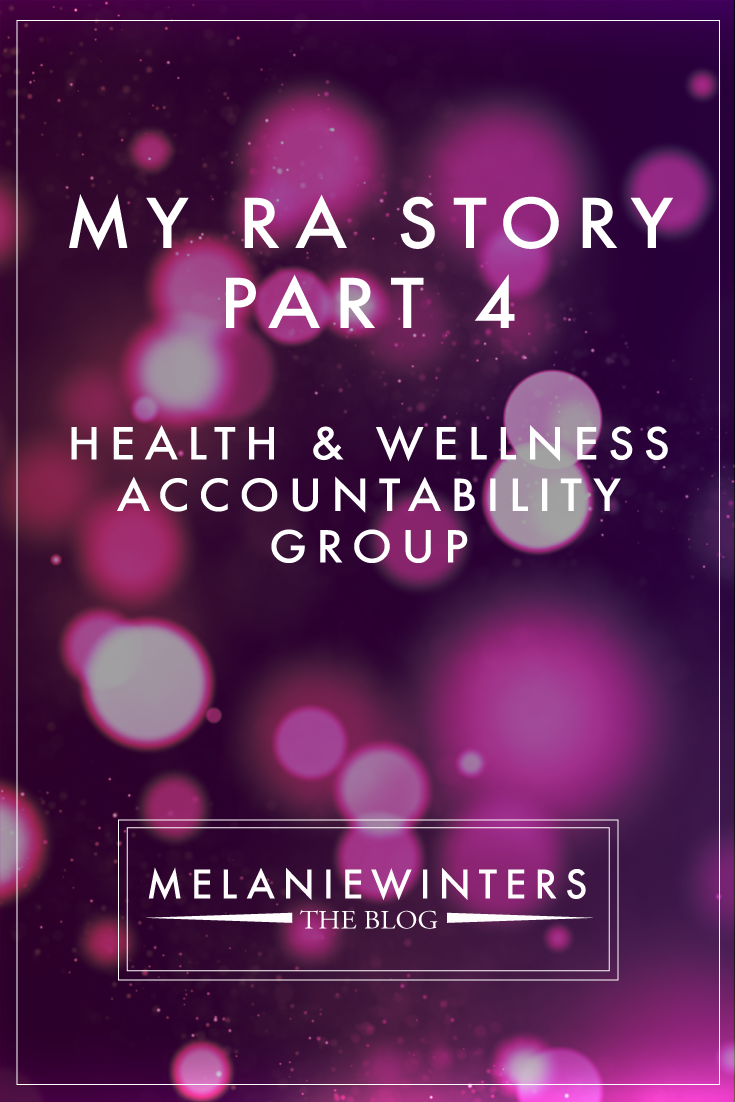 Make the most of 2018 by joining a group full of health-focused food & fitness content! Celebrate wins (and epic fails) with our fantastic group born out of  My RA Story .