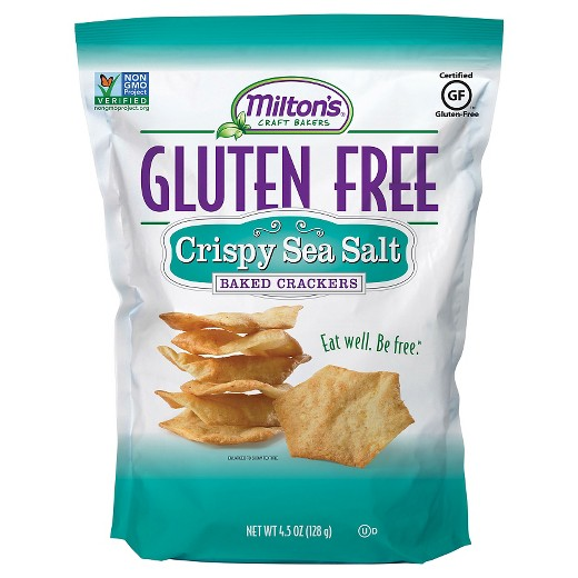 Probably my favorite GF cracker - or chip - or whatever you want to call it...