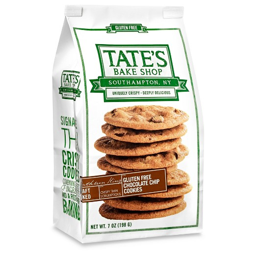 For those that love a light, thin and crunch chocolate chip cooke- these are phenomenal!