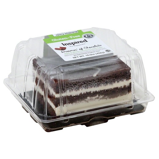 Another win in the GF cake department. Chocolate lovers rejoice.