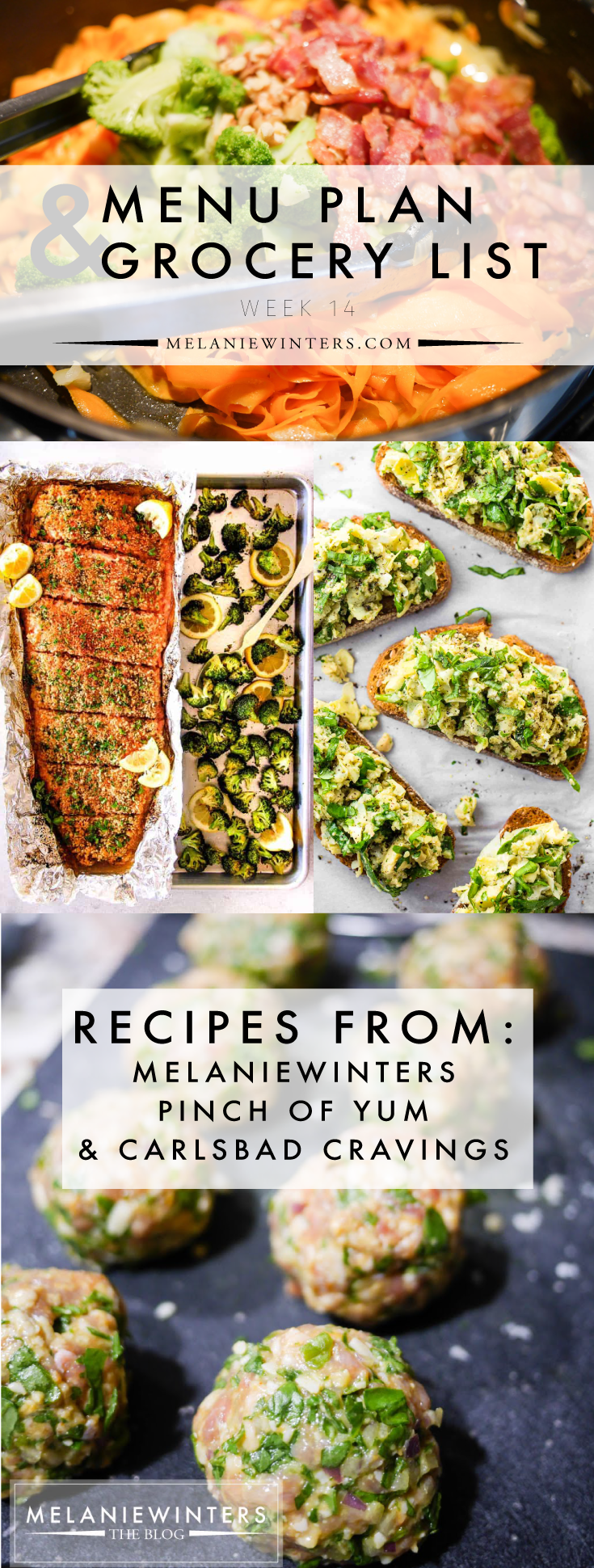 This week's meal plan is all about repurposing leftovers to make easy, healthy and delicious weeknight meals.