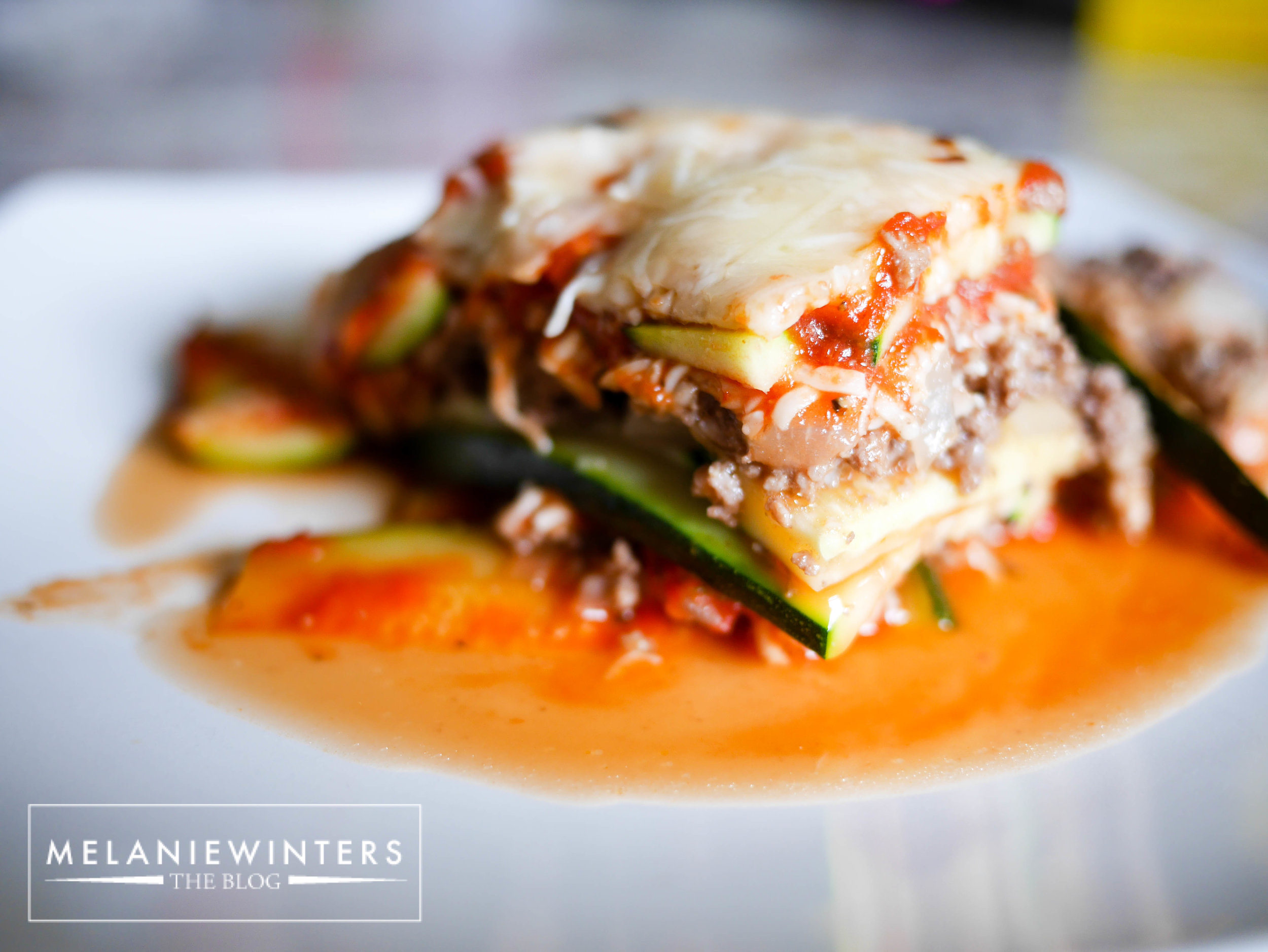 This semi-homemade zucchini lasagna is sure to be a low-carb staple in your meal plans.