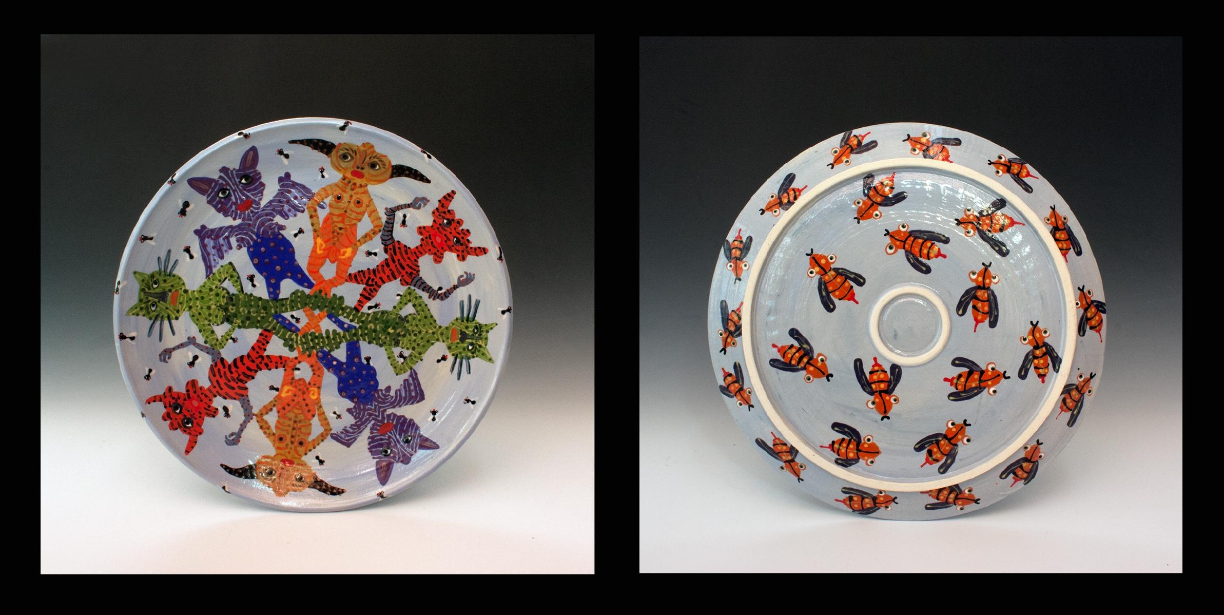 Monster Plate, 2015