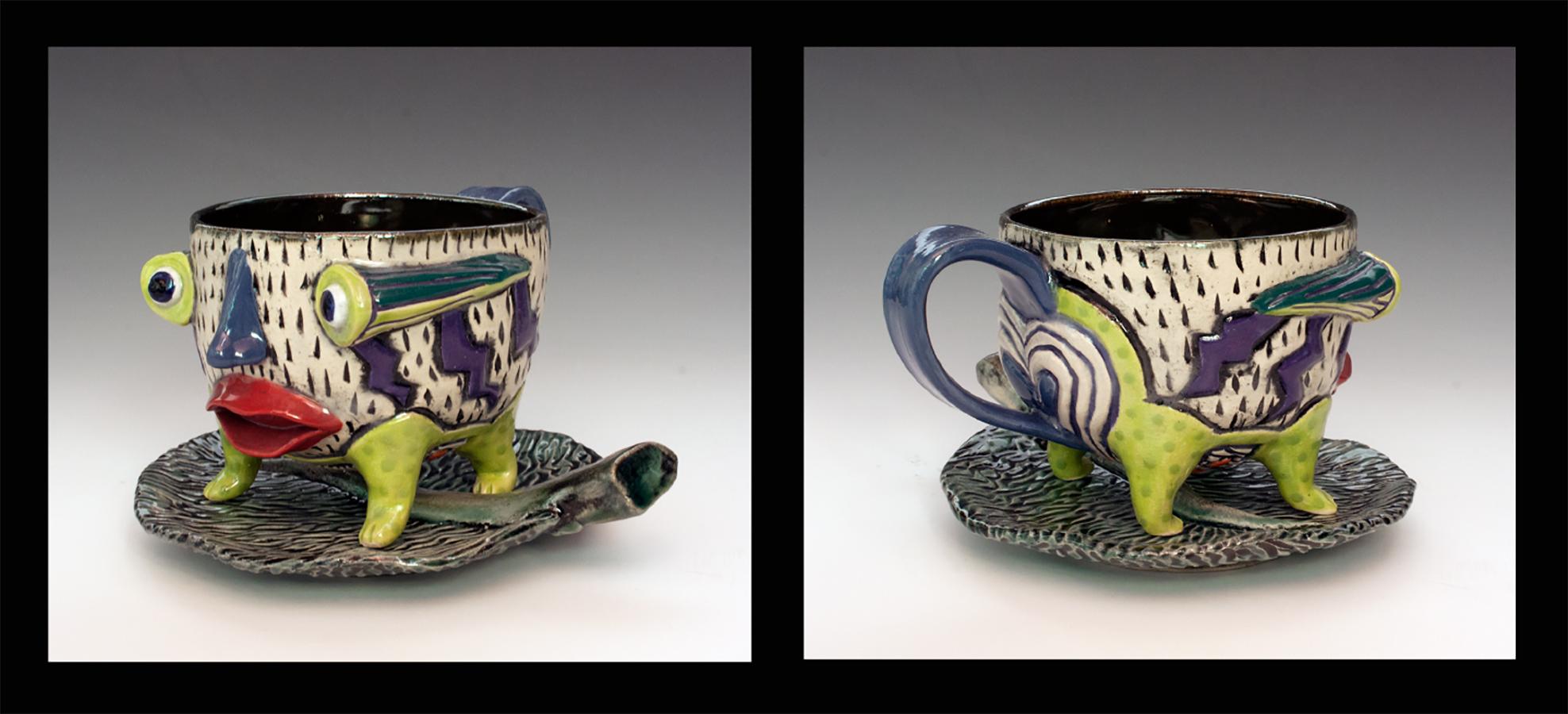 Monster Mug, 2015