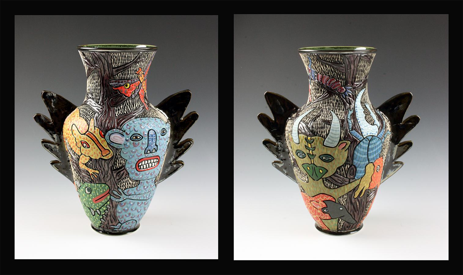 Beast Vase, 2019