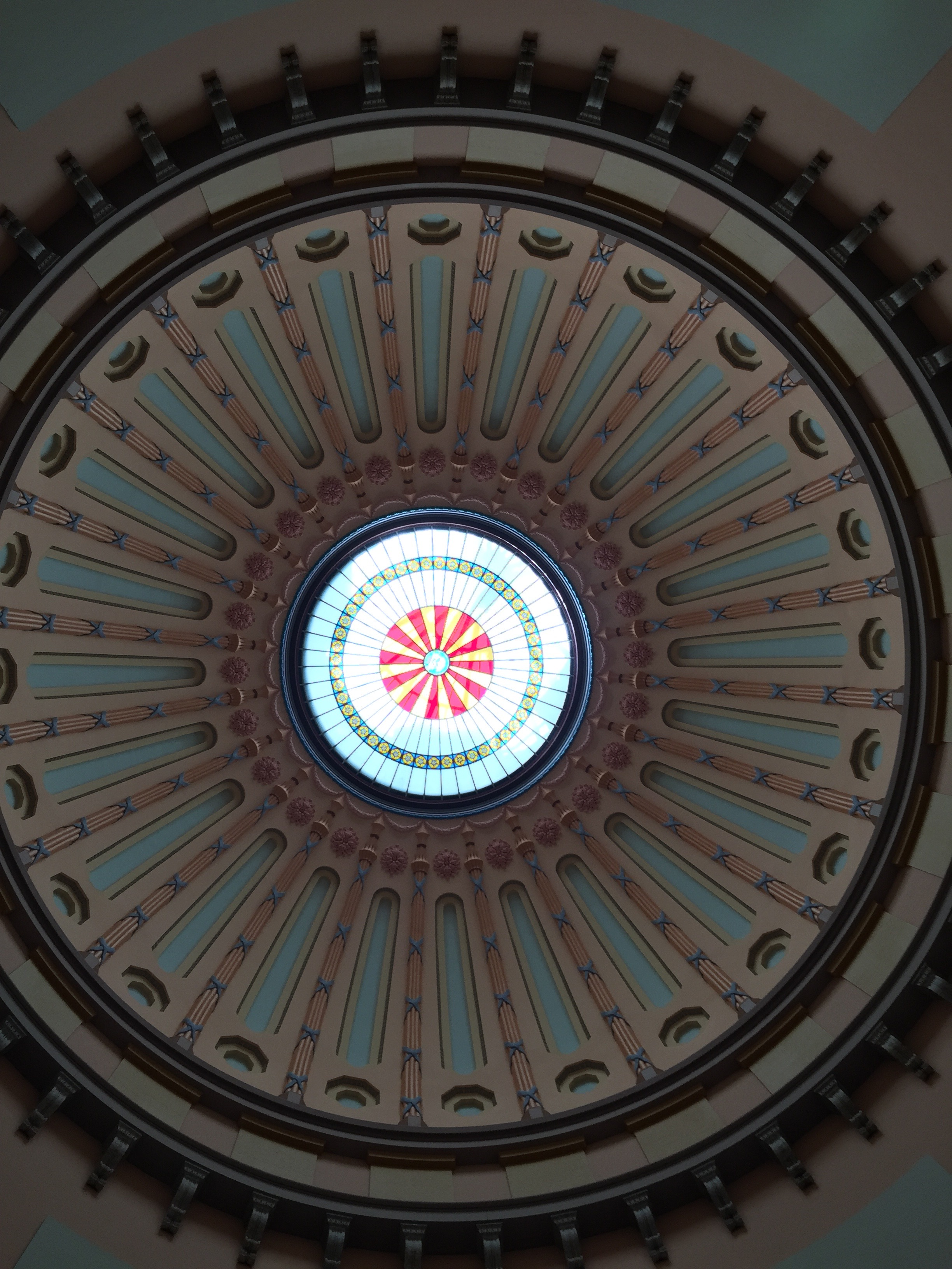 The Ohio Statehouse Rotunda