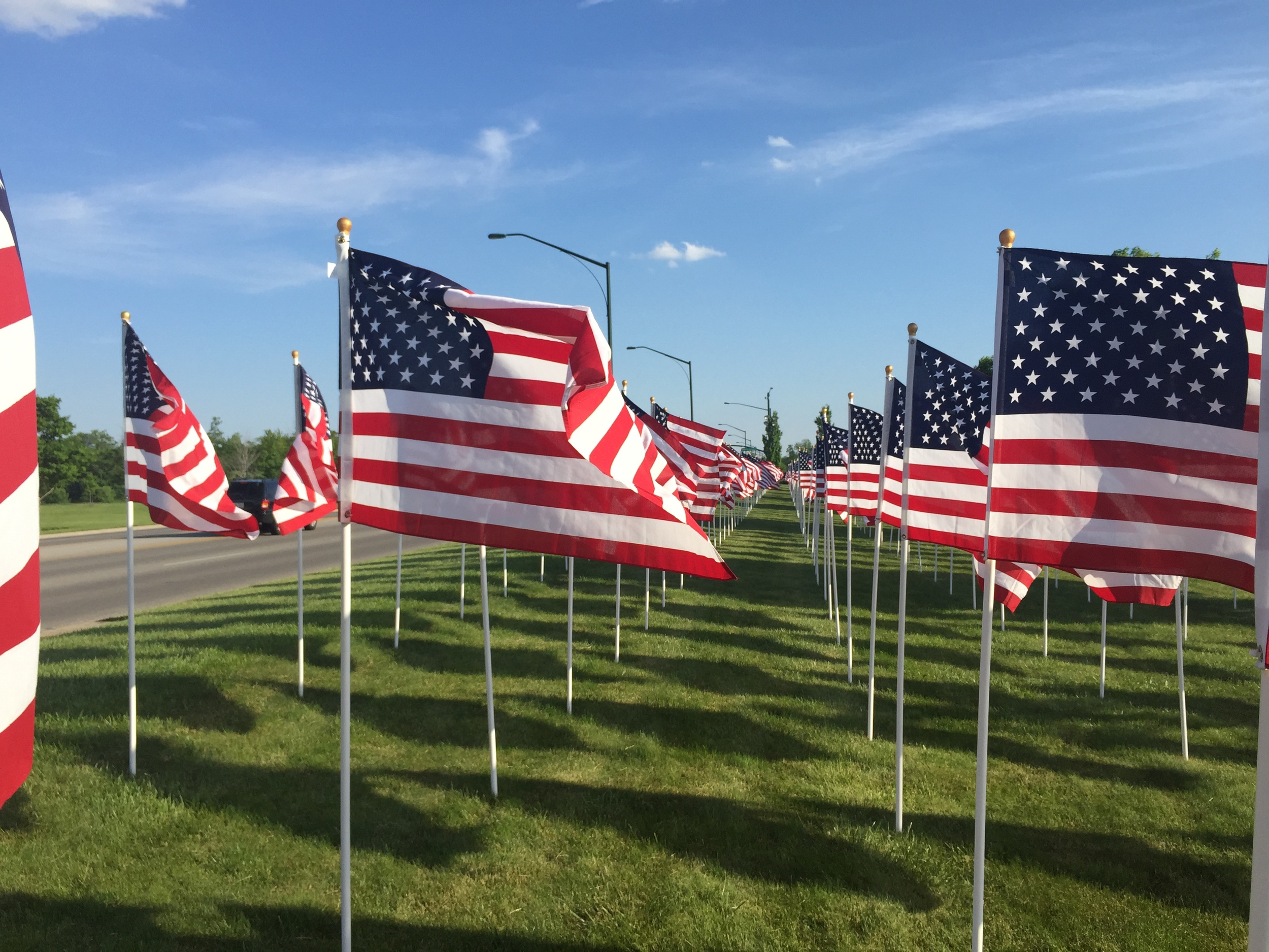 Field of Heroes, Westerville
