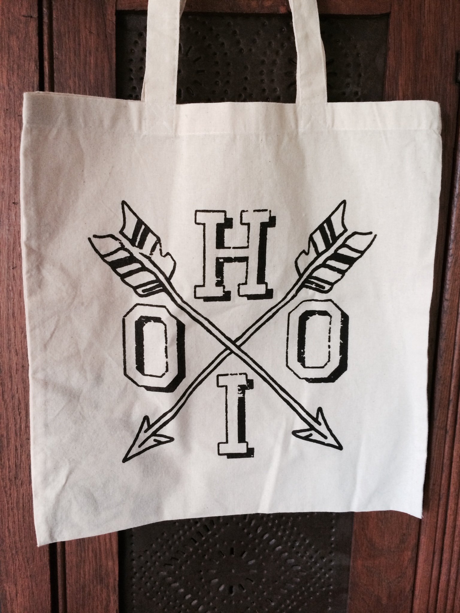 Handmade tote by 7THIRTY8