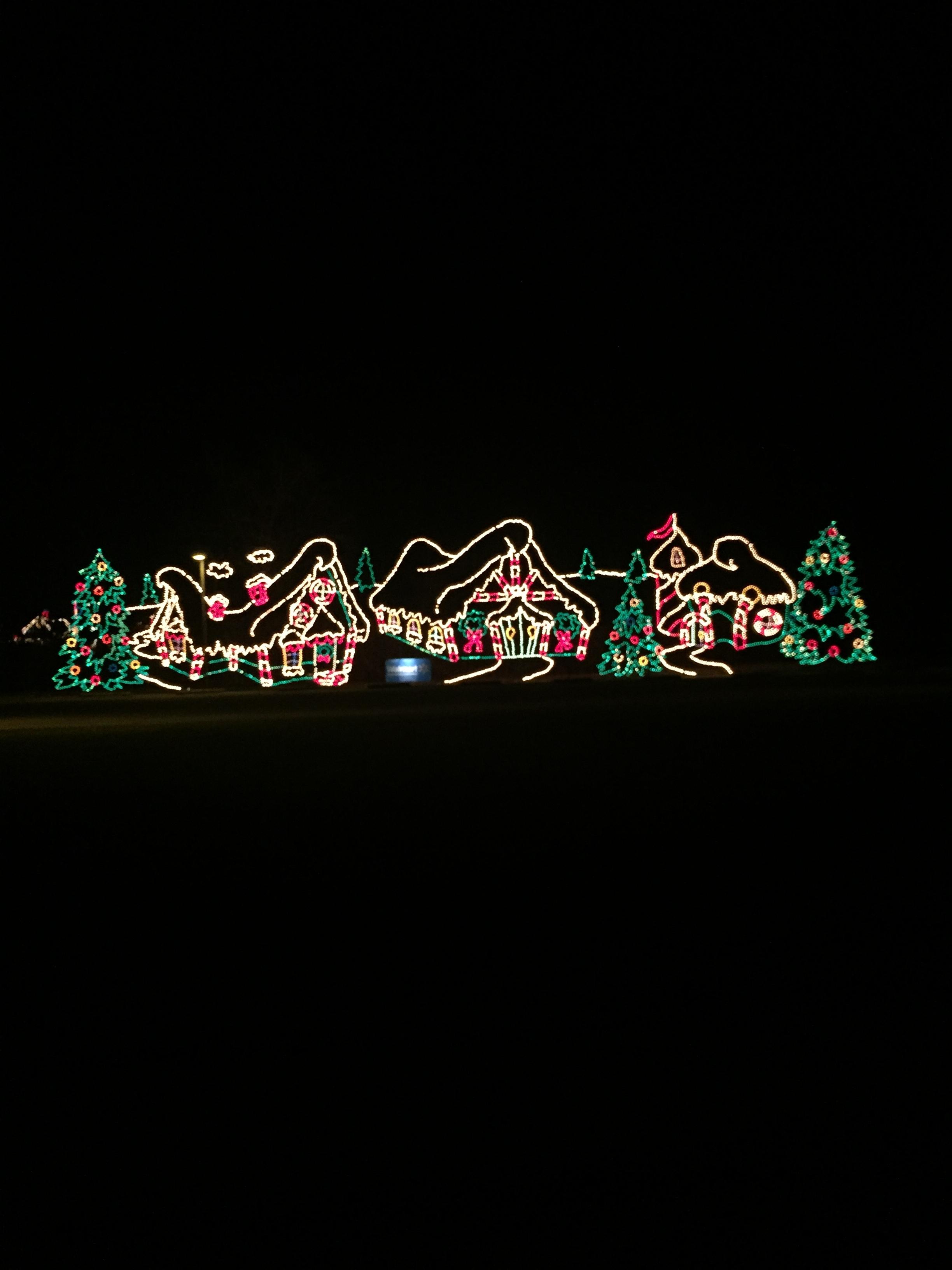 Fantasy of Lights - Alum Creek State Park