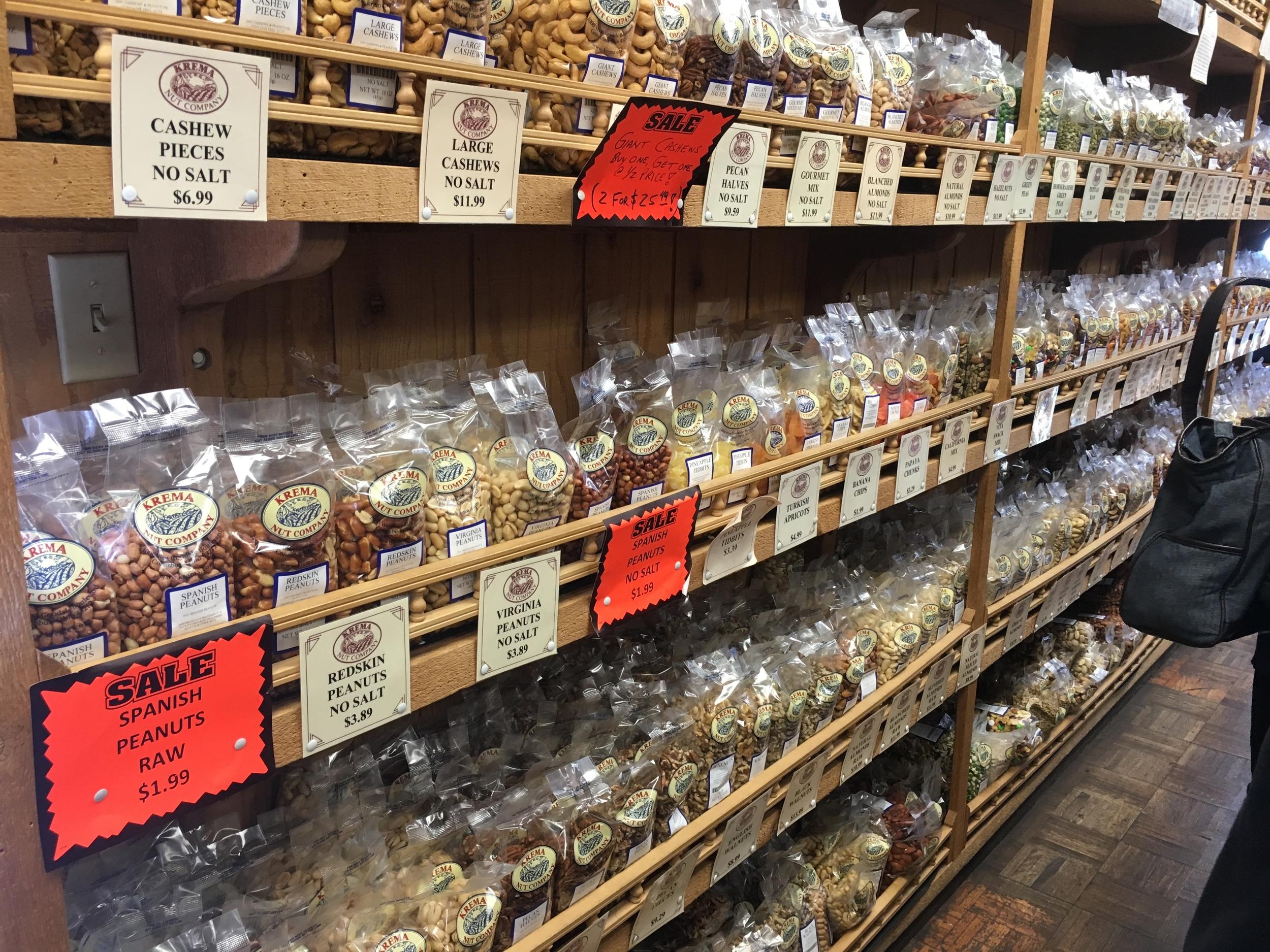 Krema Nut Company